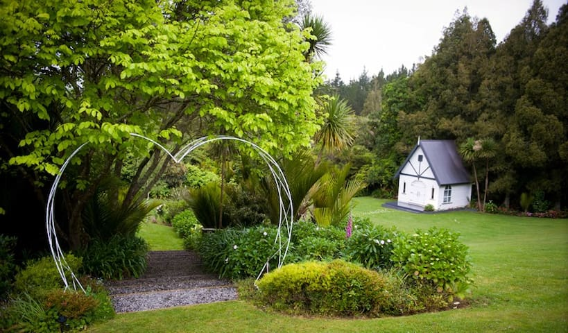 Bridgewater Country Estate - Helensville - Bed & Breakfast