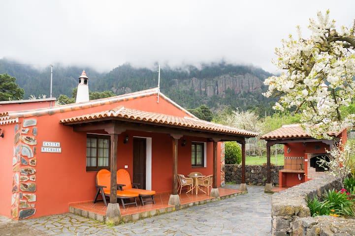 Casitas Vacacionales Laderas del Valle - Michael - Aguamansa - Cabaña