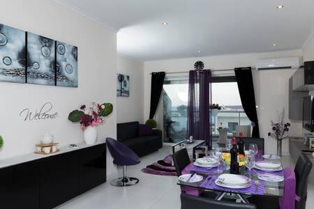 2.  Luxury 2 Bed Apartment close to beach! - Marsascala - 公寓