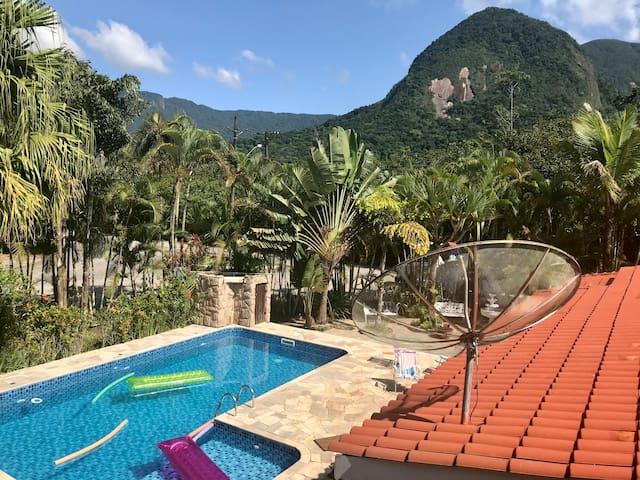 PRAIA e CAMPO reserva (Suite n2) - Morada da Praia