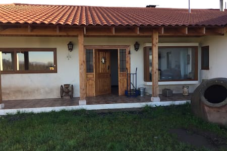 """EL REMANSO"", is a Cozy Country House,"