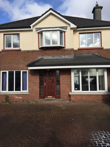 Modern family home in heart of Salthill