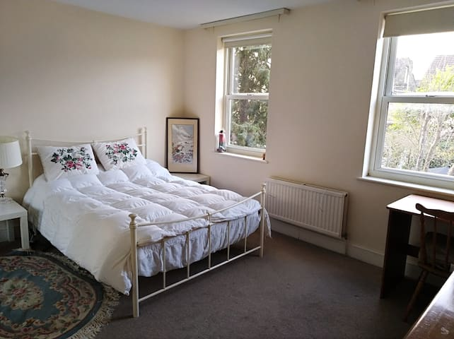 Spacious Double room at Wimbledon Central