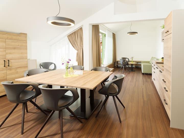 Haus Maria Lindenberg, (St. Peter), Apartment, 70 qm, 2 Schlafzimmer, max. 4 Personen