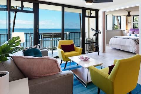 Luxury Beachfront Condo with Amazing Ocean Views