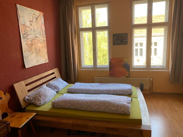 Warm and cosy room close to the City- Centre