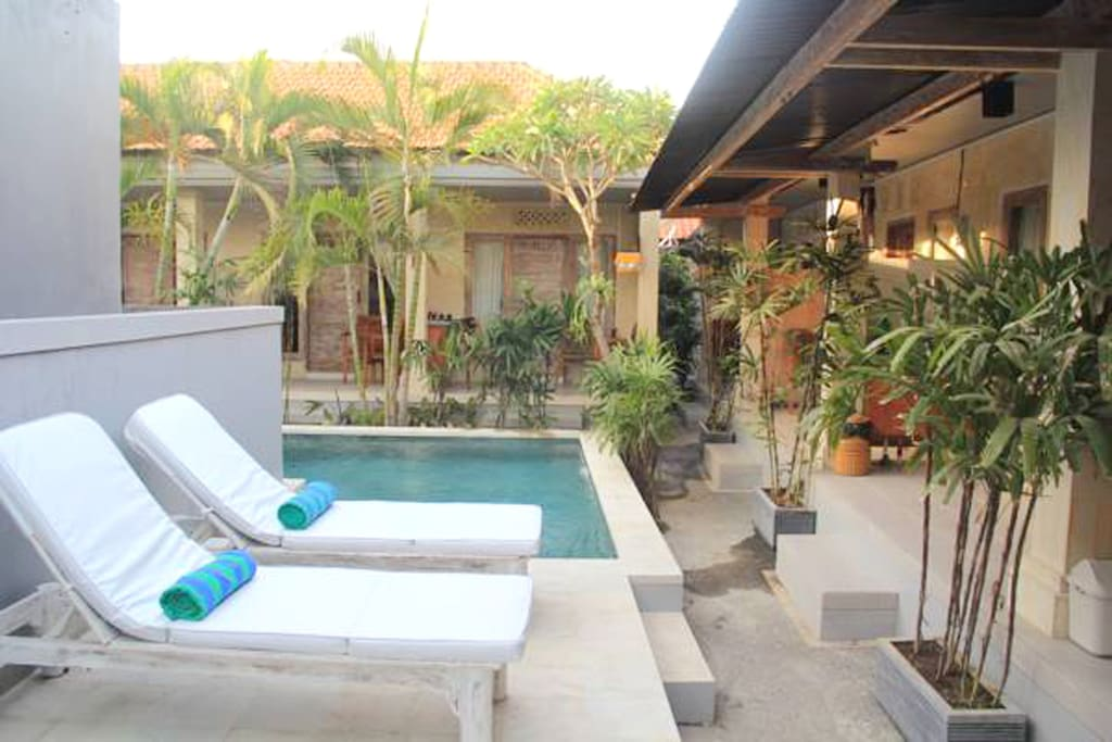 sadana bali guesthouse g steh user zur miete in south denpasar bali indonesien. Black Bedroom Furniture Sets. Home Design Ideas