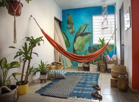 Ocean front apartment in Old San Juan