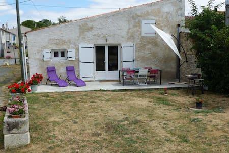 Maison 8 pers proche La Rochelle - Dom