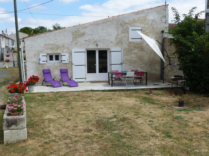 Maison 8 pers proche La Rochelle