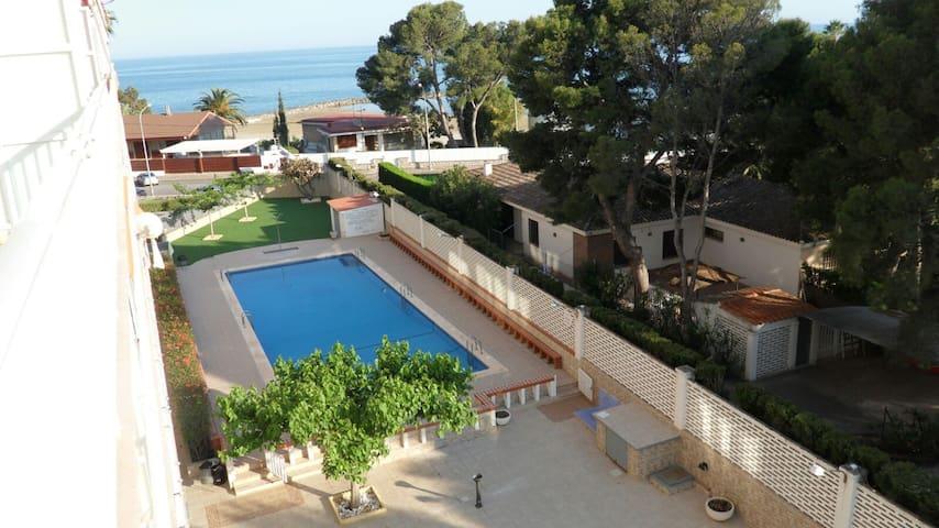 Apartamento Benicassim en Torreón a 50 m. playa