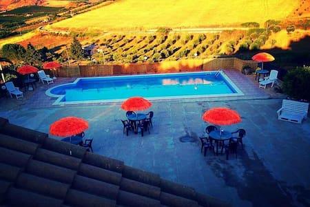 Villa con piscina vicino scopello - Calatafimi  - Villa