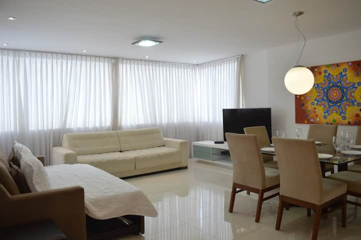 Cozy Apartment at Barra da Tijuca.