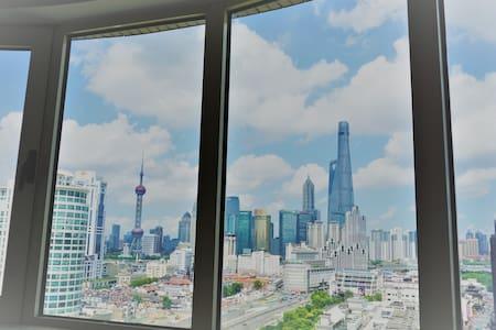 【外滩全景】Close to everything·超大观景窗·豫园(城隍庙)地铁站0距离 - 上海