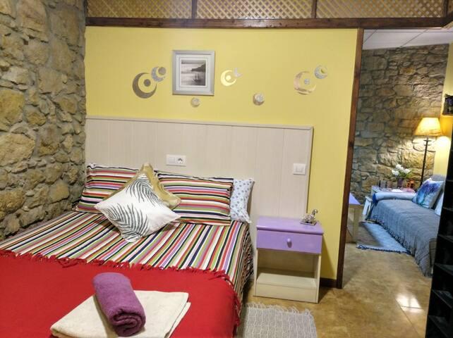 Apto. Avilés (Centro Asturias) Ideal para parejas