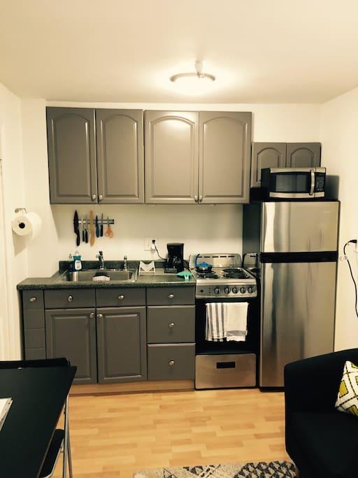 Full requirement kitchen