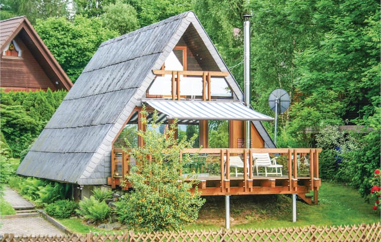 Holiday cottage with 1 room on 70m² in Wolfshagen
