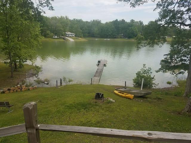 Serenity on Douglas Lake