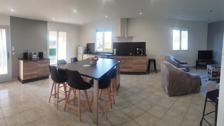 Maison/Villa de campagne en Auvergne
