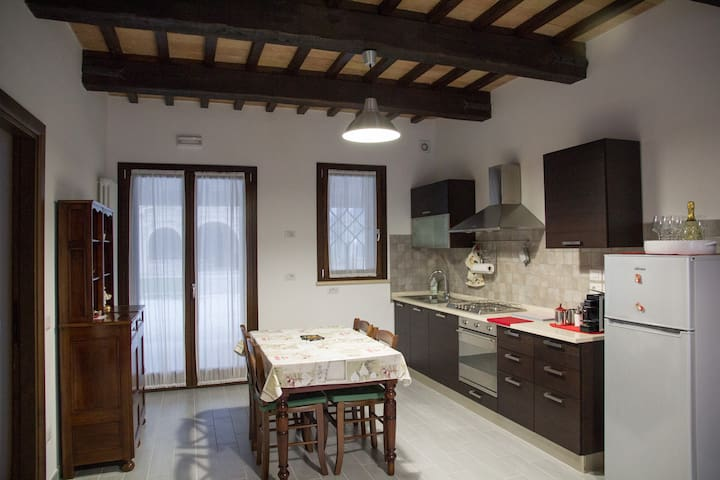 Bea Villa Bea - Appartamento del portico