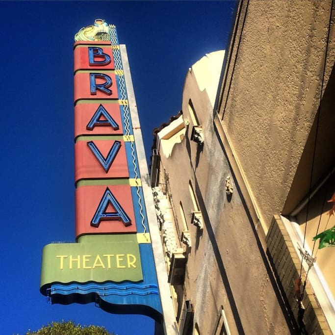 Photo of Brava Theater Center in Mission District
