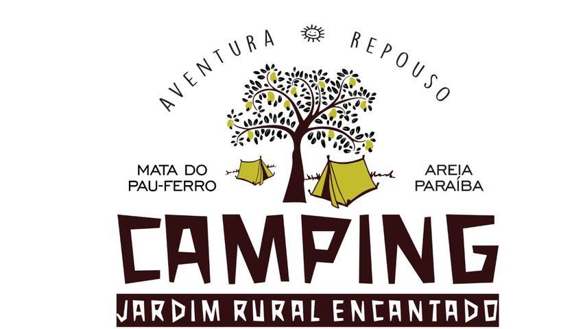 Camping & Hotel de Barraca Jadim Rural Encantado