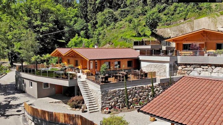 Chalet Resort Innerluferhof