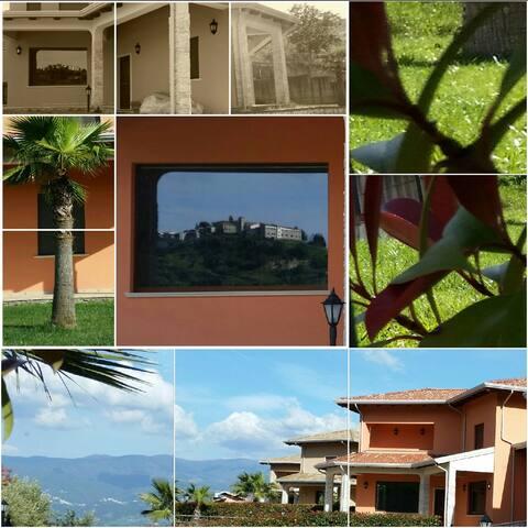 villa del borgo, un piccolo angolo di paradiso - Rende - Bed & Breakfast