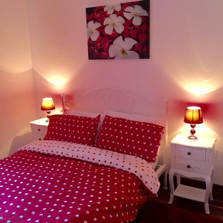 Two Large Double Bedrooms, Sleeps 4