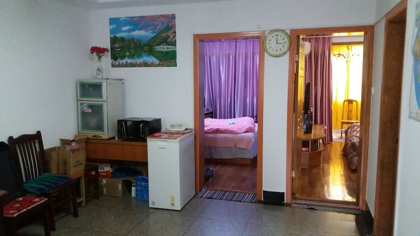 嵊泗县城中心的公寓 - 舟山