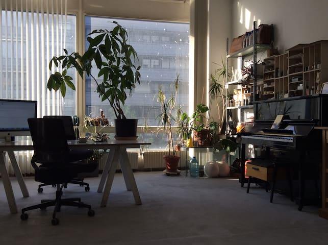 Big studio space in Berlin center