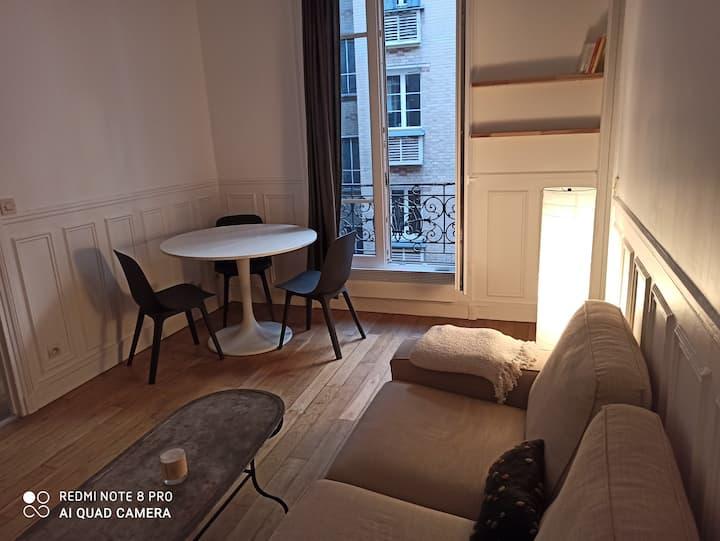 Superbe appartement proche du canal de l'Ourcq