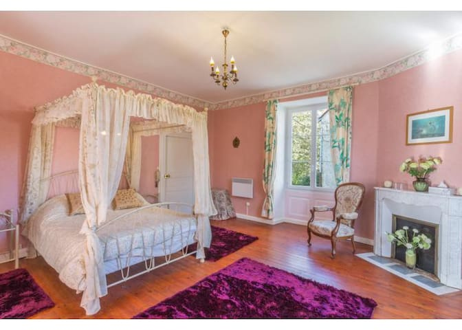 large double en-suite  - Ardilleux - Bed & Breakfast