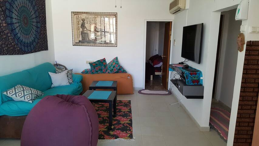 cozy room in my house - Netanya - House
