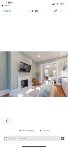 Boutique & Chic 1 Bedroom Dupont Circle