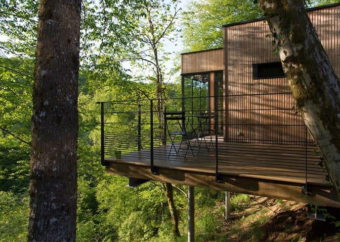 cabanes de Salagnac - nature design