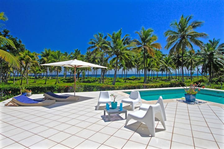 Villa Talanquera, ocean, sleeps 11