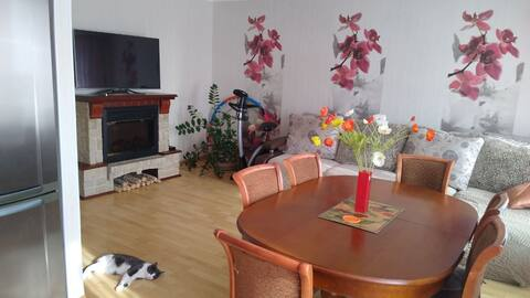 Квартира на северном Байкале
