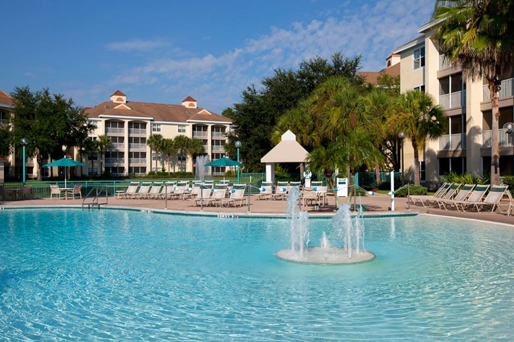 Sheraton Vistana Villa Disneyworld Universal 2br Timeshares For Rent In Orlando Florida