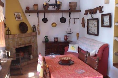 Casa rural en Riogordo - Riogordo