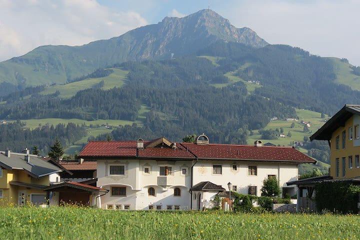 Landhaus Florian-Residenz Kitzbühel - Sankt Johann in Tirol - Flat