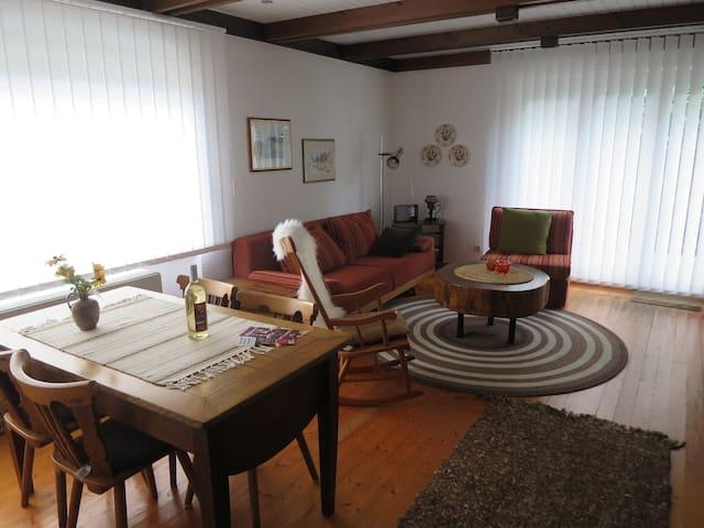 Sonnenterasse - Haus Hinneres