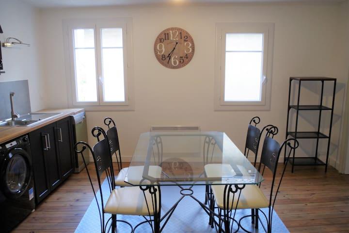 Appartement 3 pièces centre historique Montrichard