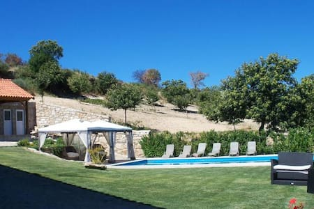 Sunny house near Chaves w/pool - Granja - Ev