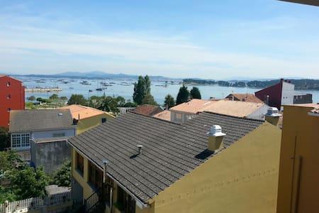 Apartamento con vistas al mar - O Grove