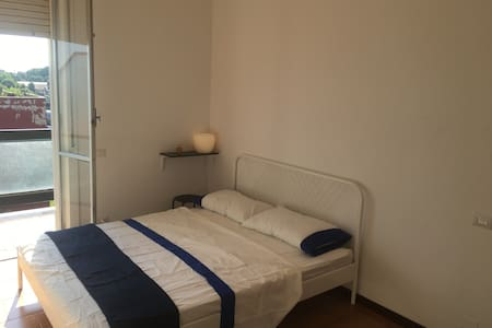 Little apartment + Private Bathroom in Monza - Monza