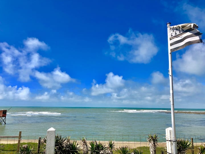 Villa Plain'itude Front de mer avec piscine