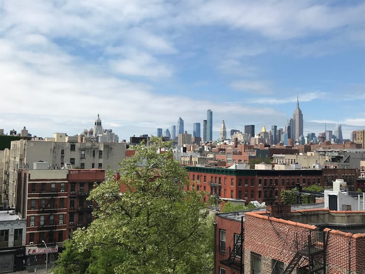 East Village Gem- Great view & Close to Everything