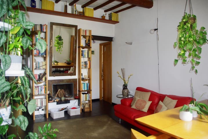 Cozy apartment in Florence - Florència - Pis