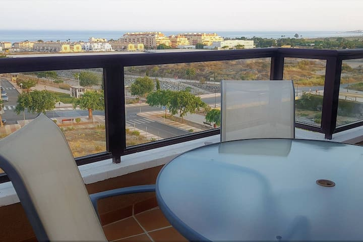 Stylish Apartments Aguadulce Sur Vistas al Mar